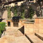 Beautiful Outdoor Kitchen Remodel by BBQ Concepts of Las Vegas, Nevada