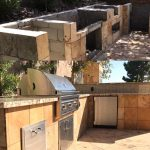 Before & After - Outdoor Kitchen Remodel by BBQ Concepts of Las Vegas, Nevada