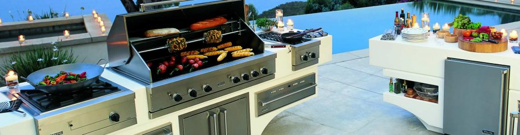 Alturi Custom Outdoor Kitchen - BBQ Concepts of Las Vegas, Nevada