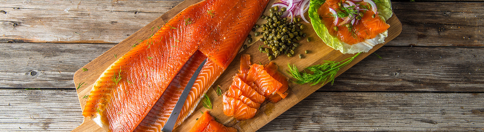 Traeger Wood Fire Grill Recipe Cold Smoked Salmon