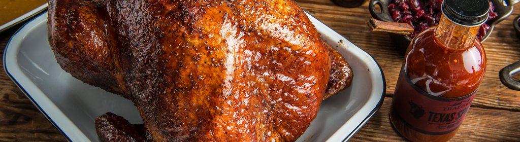 Traeger Recipe Thanksgiving BBQ Turkey Traeger Wood Pellet Grills