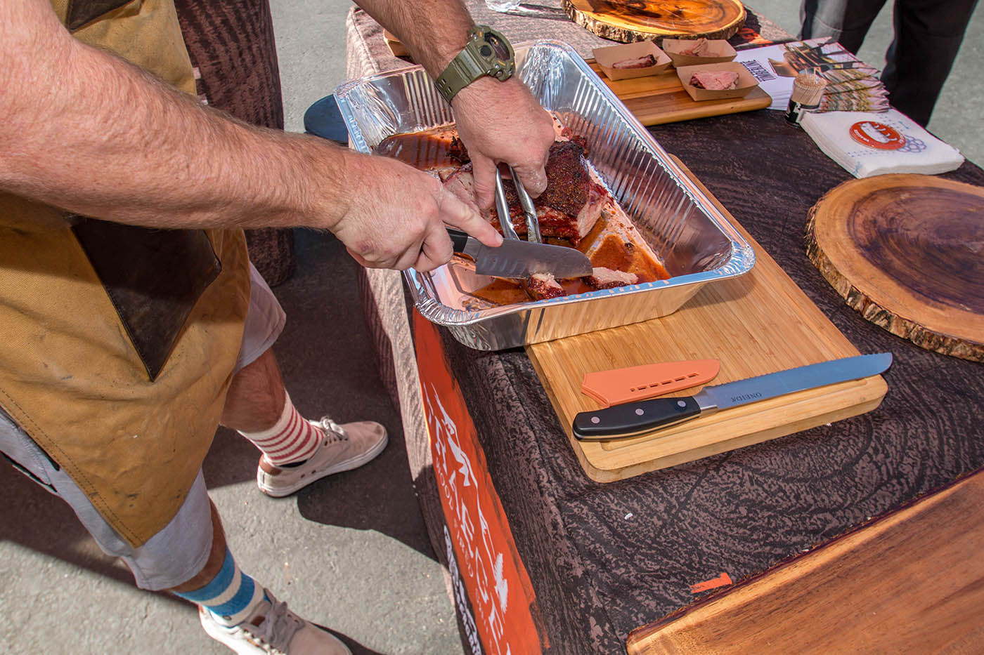 Traeger Wood Pellet Grill Demo Day Event Coverage Photos ...
