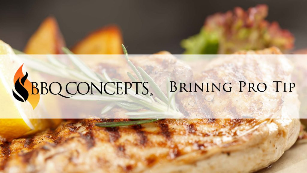 Chef Phillip Dell's Pro Tip - Brining the Quick & Easy Way