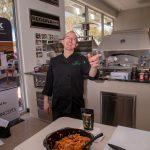 Chef Phillip Dell Using Oakridge BBQ Habanero Death Dust for Jambalaya