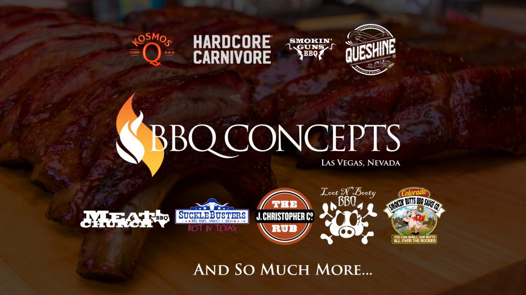 BBQ Concepts of Las Vegas, Nevada - Retailer of Competition Quality BBQ Sauces, Spices, Seasonings, and Rubs