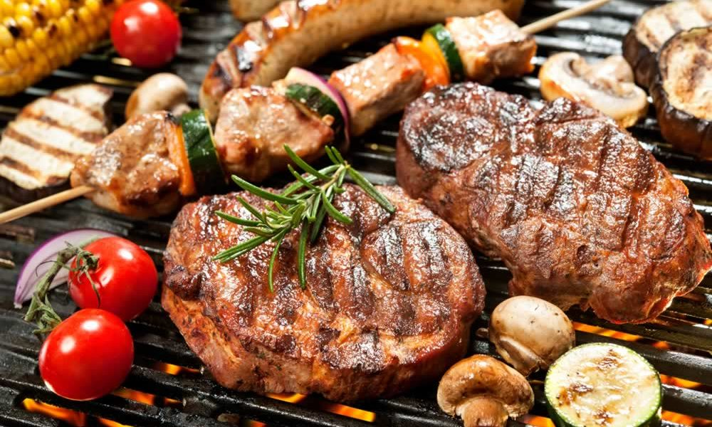 BBQ Concepts BBQ - Fresh Grilled Meat and Vegetables
