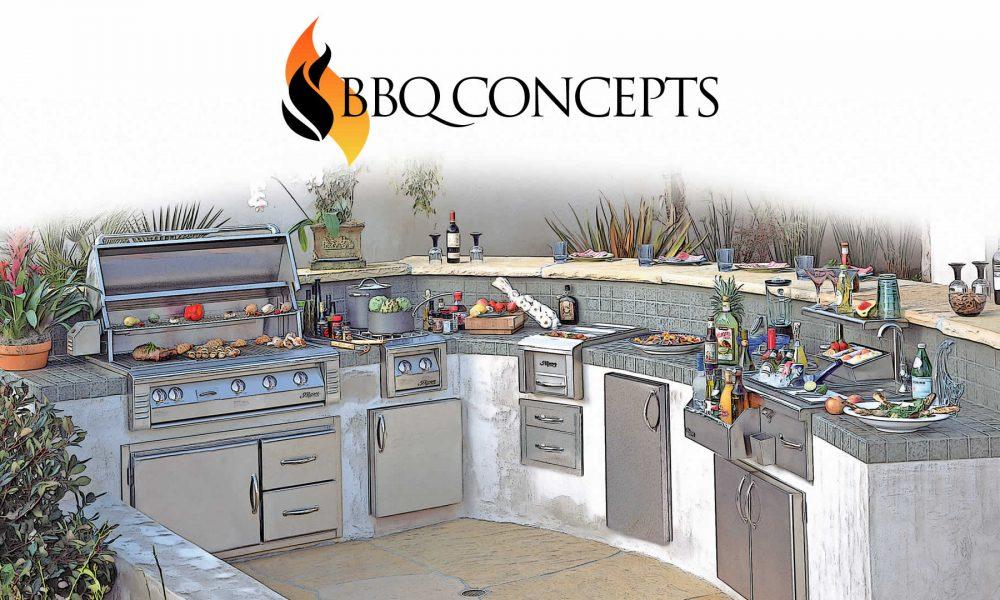 BBQ Concepts Outdoor Kitchen Design Services