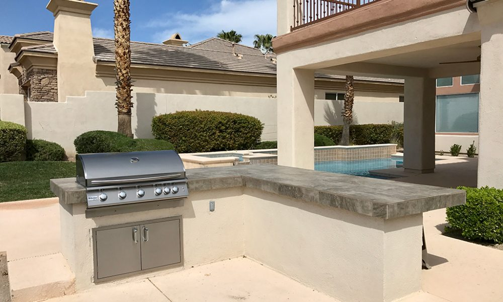 Custom Outdoor Kitchen Superstore of Las Vegas, Henderson, Boulder City, Nevada - BBQ Concepts