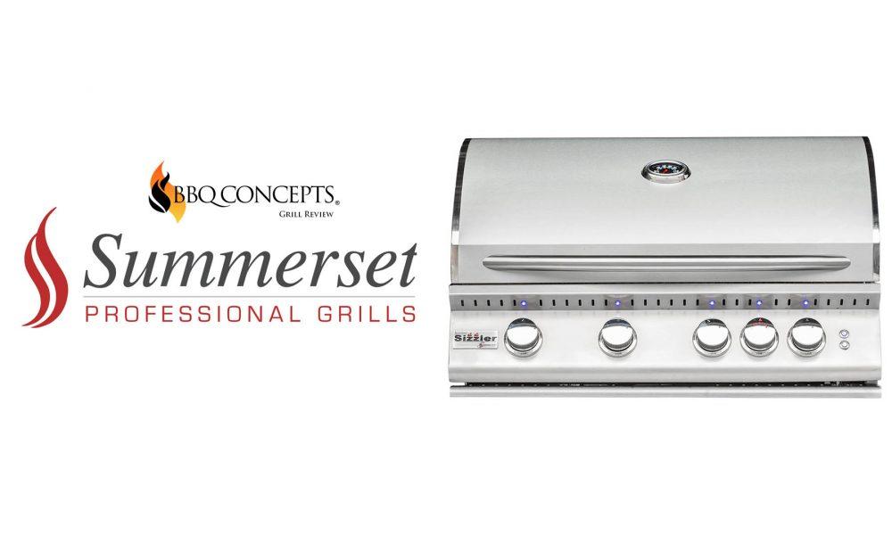 Summerset Sizzler Pro 32