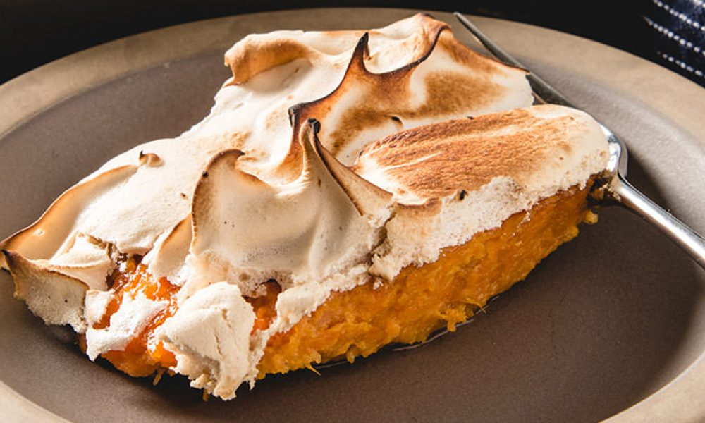 Traeger Recipe - Sweet Potato Casserole Traeger Wood Pellet Grills
